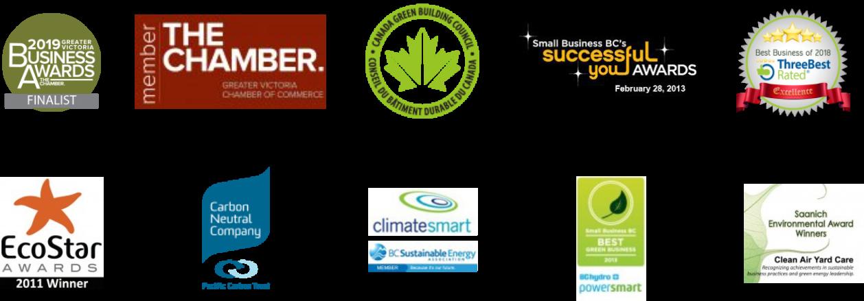 Environmental Awards and Memberships